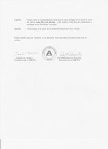 Res Duelo Juan De Los Santos,RD pag2 001