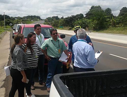Inspección junto a la ATTT – Veraguas