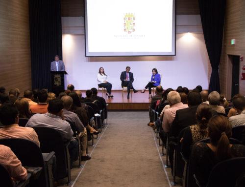 AMUPA asiste al panel del Discurso a La Acción