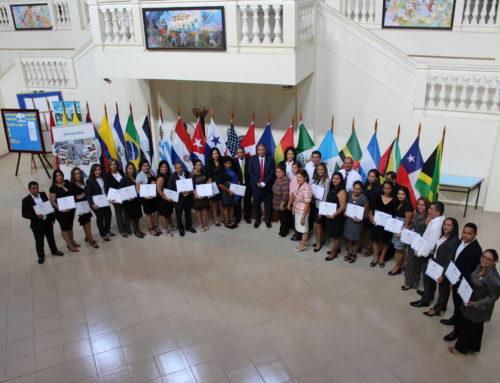 Acto de Graduación Postgrado en Gestión de Gobiernos Locales