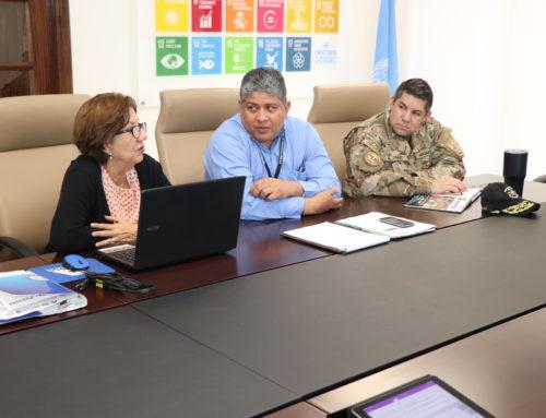 Reunión de Coordinación – Encuentro sobre Seguridad Ciudadana