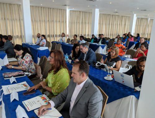 Participación en Reunión de Socios 2018