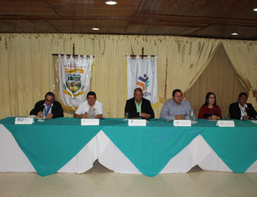 AMUPA E INADEH capacitando juntos a funcionarios municipales