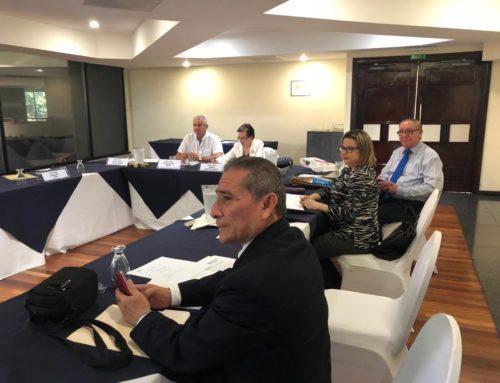 Asamblea General Miembros Fundadores y Patrocinadores – Fundación DEMUCA.