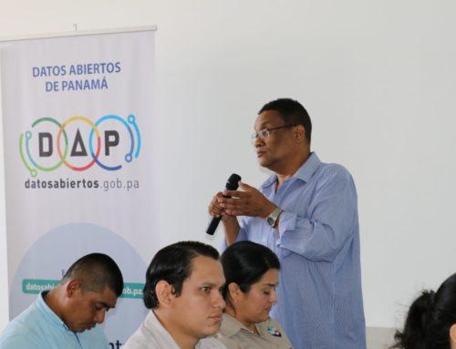 Seminario sobre Monitoreo de Transparencia y sensibilización de Datos Abierto de Panamá