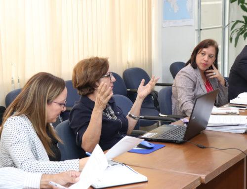 Planificación Encuentro sobre Seguridad Ciudadana