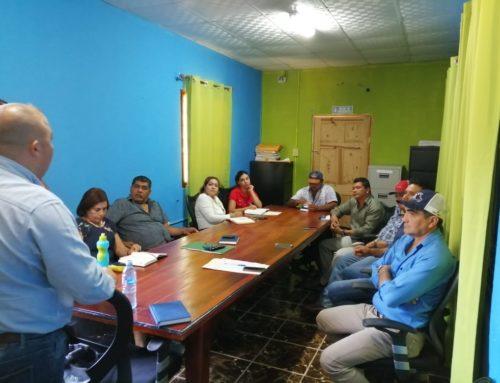 Consejo Municipal Ocú – AMUPA participa