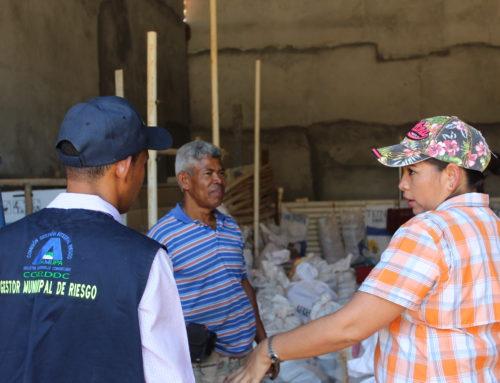 AMUPA Veraguas visita Centro de Reciclaje