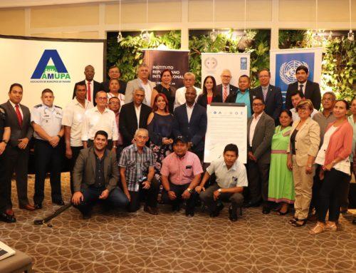 Encuentro de Alcaldes por la Seguridad Ciudadana