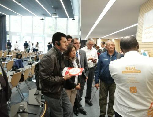 Plataforma Mundial para la Reducción del Riesgo de Desastres