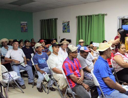 Capacitación sobre participación ciudadana – AMUPA Herrera Los Santos