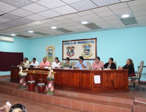 Concejo Municipal Barú