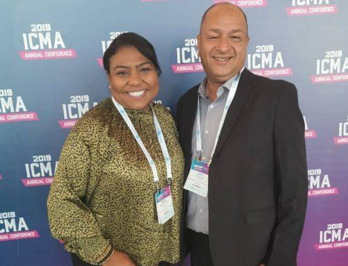 Firma de Convenio con ICMA