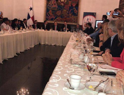 Reunión Consejo de la Concertación Nacional para el Desarrollo