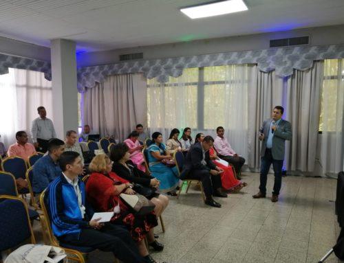 Sesión Técnica con Alcaldes