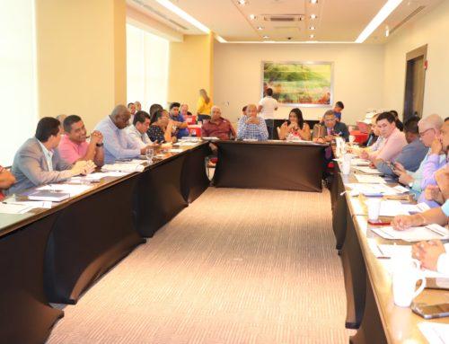 Última reunión de Junta Directiva 2019