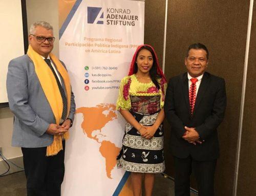 Taller: Participación Política Indígena: Desafíos, y oportunidades para los partidos de América Latina»