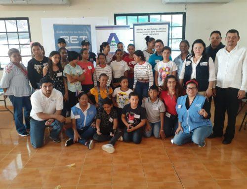 Seminario para Niños sobre Gestión Integral de Riesgo