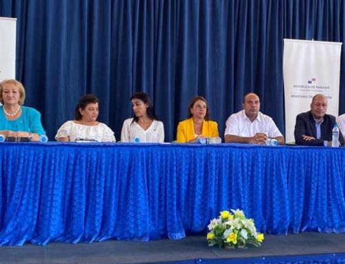 FIRMA DE CONVENIO DE COOPERACIÓN ENTRE EL MINISTERIO DE EDUCACIÓN Y LA ASOCIACIÓN DE MUNICIPIOS DE PANAMÁ.