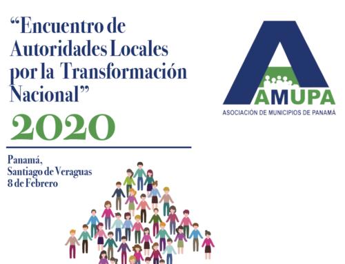 Encuentro de Autoridades Locales por la Transformación Nacional