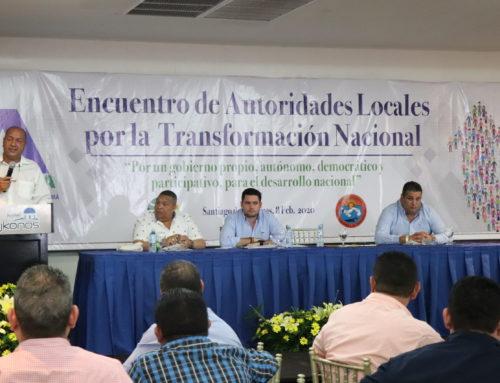 Nota de Prensa: Encuentro de Autoridades Locales 2020