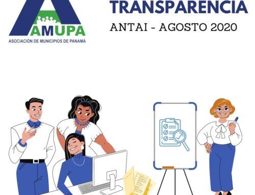 Monitoreo Transparencia