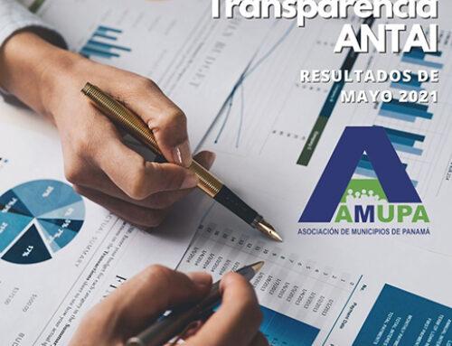 Monitoreo de Transparencia ANTAI Abril
