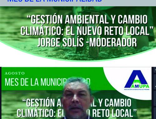Gestión Ambiental y Cambio Climático